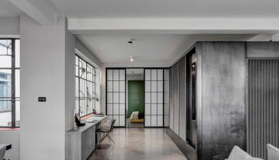 apartamento estilo industrial Londres 2