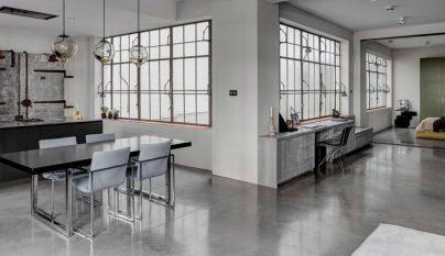 apartamento estilo industrial Londres 5