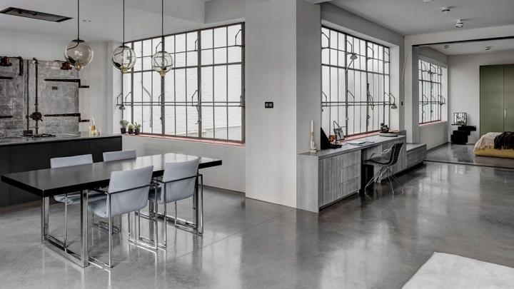 Genuino apartamento de estilo industrial en londres - Apartamento en londres ...