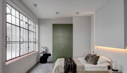apartamento estilo industrial Londres 8