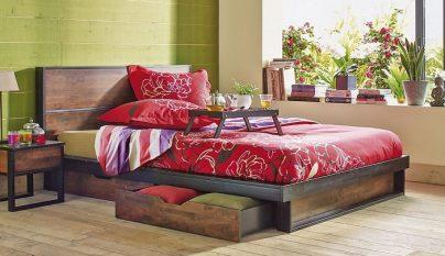 camas ahorrar espacio