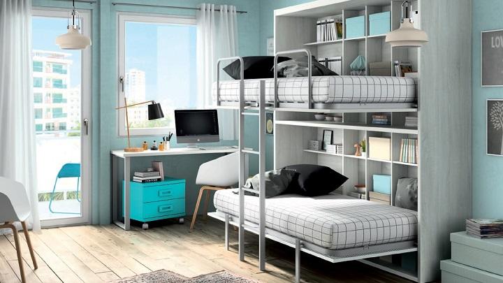 camas ahorrar espacio4