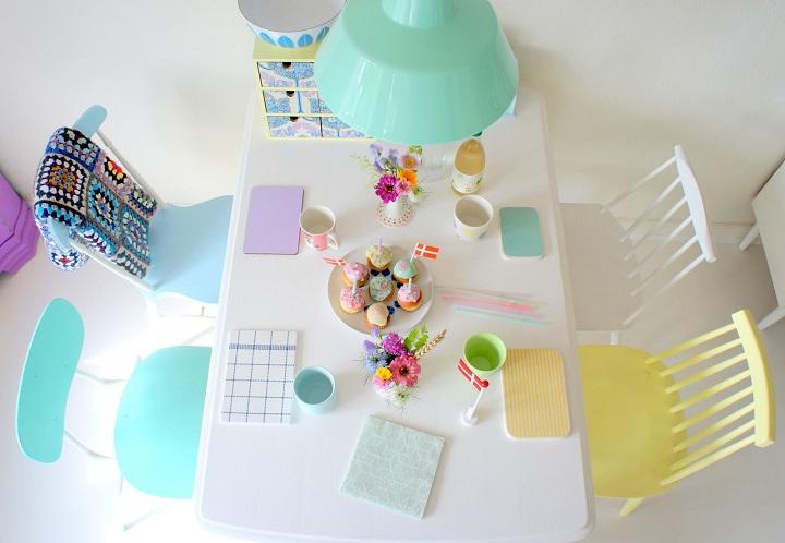 cocina nordica colores pastel 2