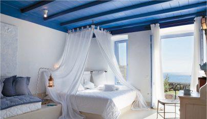 dormitorio blanco azul18