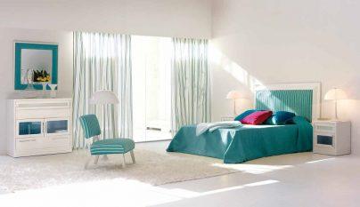 dormitorio blanco azul23