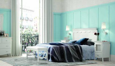 dormitorio blanco azul24
