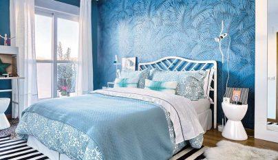 dormitorio blanco azul25
