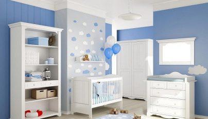 dormitorio blanco azul32