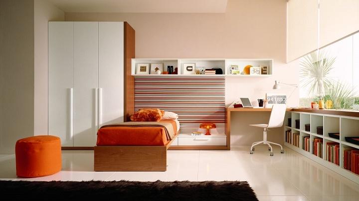 espacio habitacion