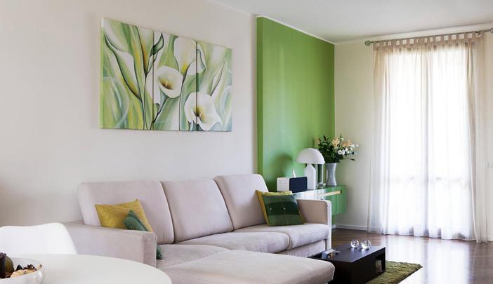 Ideas para decorar la pared del sof - Decorar pared sofa ...