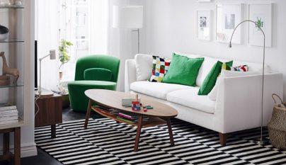 mesa de centro Stokholm IKEA