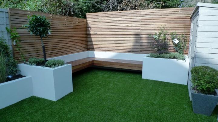 C mo ganar privacidad en tu terraza o jard n for Ocultacion para jardin