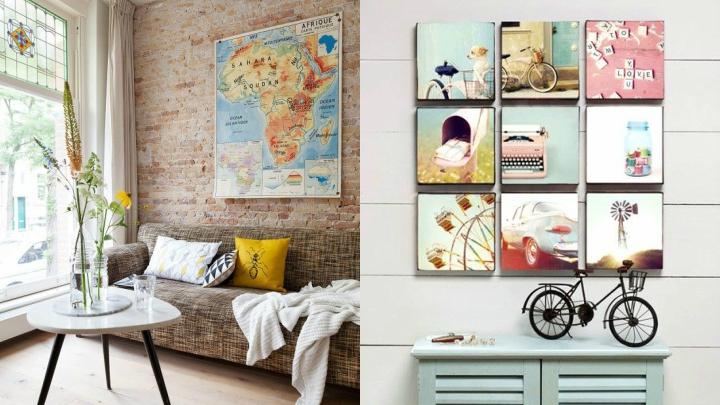 8 complementos imprescindibles en tu decoraci n vintage for Cuadros cocina decoracion