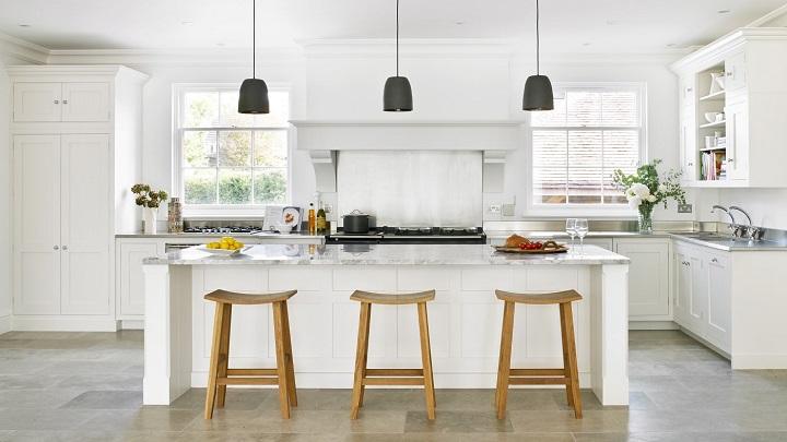 Cocina archives decorablog decoraci n muebles e for Cocinas blancas 2016