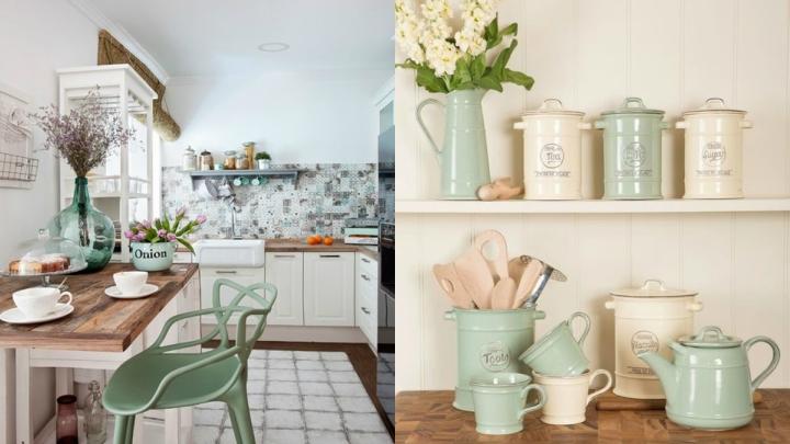 8 complementos imprescindibles en tu decoraci n vintage for Accesorios de cocina vintage