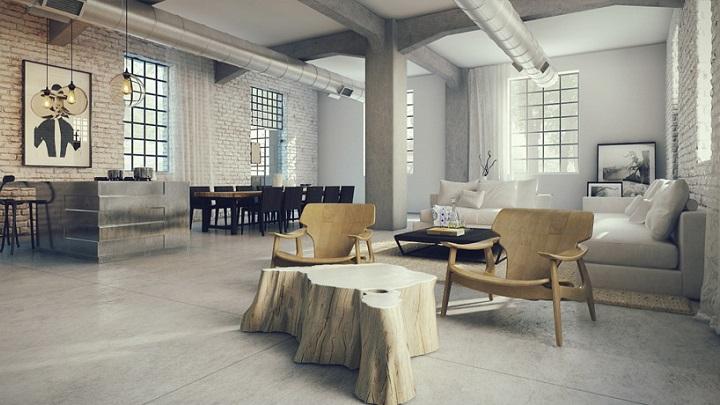 convertir piso loft1