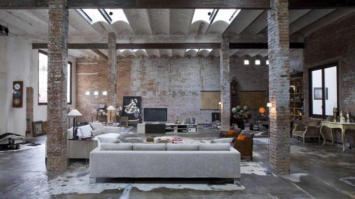 Consejos para convertir un piso en un loft