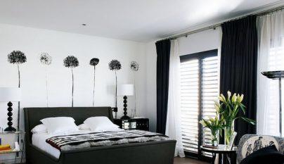 dormitorio blanco y negro1