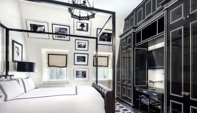 dormitorio blanco y negro17