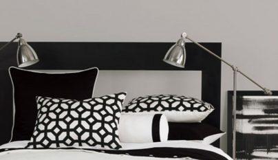 dormitorio blanco y negro26