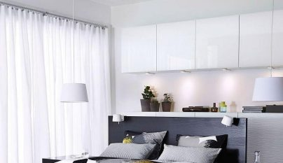 dormitorio blanco y negro27