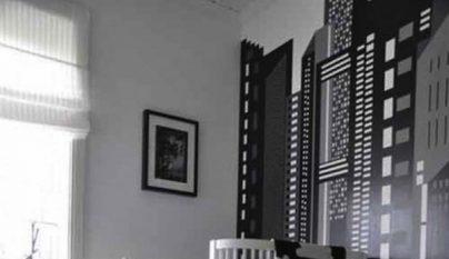 dormitorio blanco y negro31