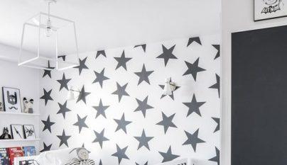 dormitorio blanco y negro40