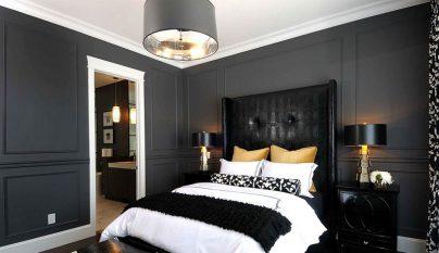 dormitorio blanco y negro5