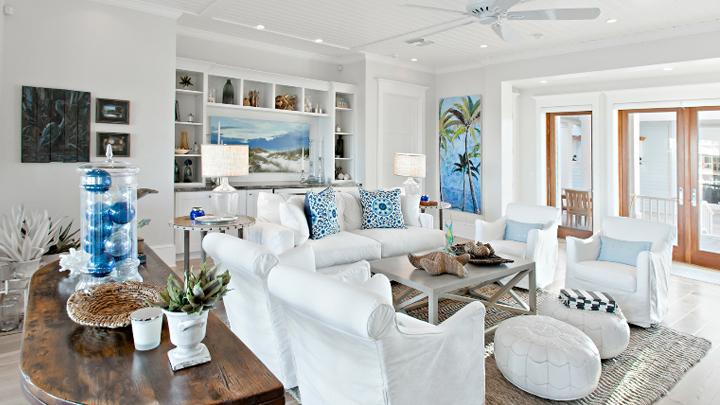 Decoracion Apartamentos Playa ~ La casa de la playa claves de la decoraci?n marinera