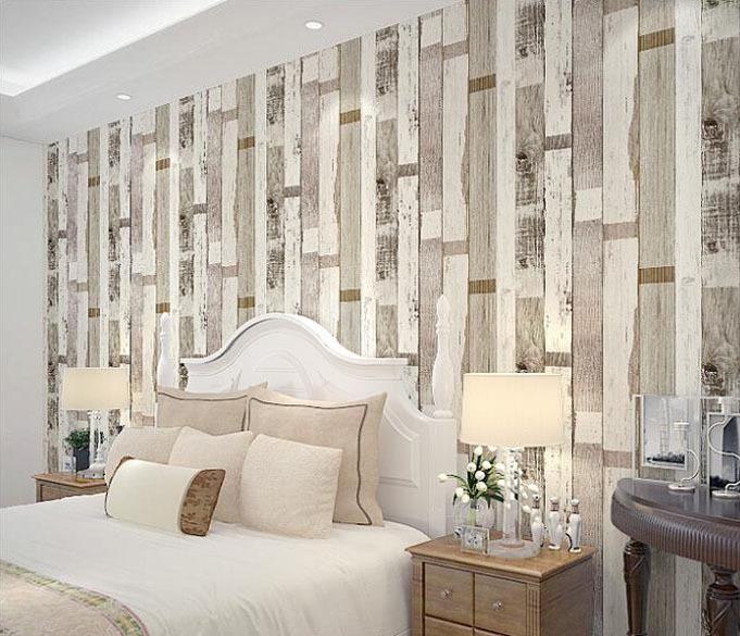 Papel pintado dormitorio17 for Decorar con papel pintado