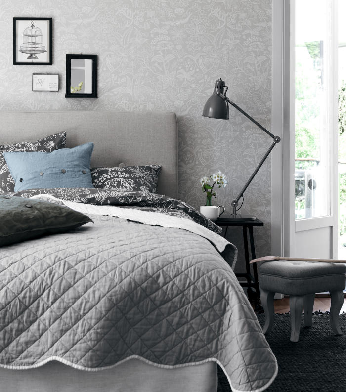 Papel pintado dormitorio5 for Papel pintado pared dormitorio