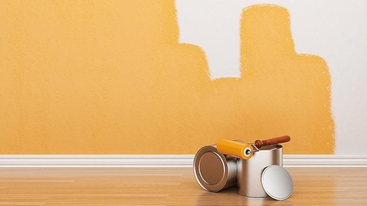 Trucos para pintar con rodillo sin dejar marcas - Rodillos para pintar paredes lisas ...