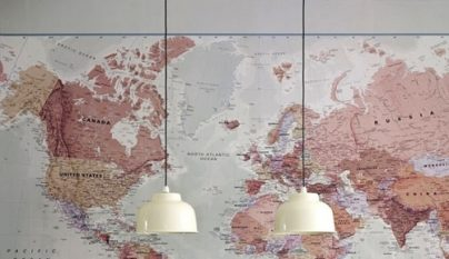 Decoracion mapas 8