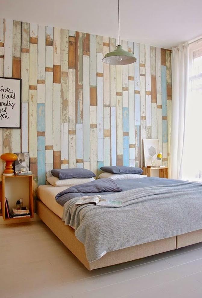 Ideas paredes madera 18 for Ideas para decorar paredes con madera