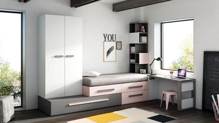 blanco gris dormitorio foto3