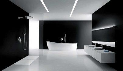 blanco-y-negro-bano-foto