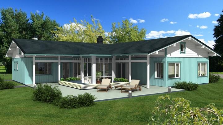Cu nto cuesta una casa prefabricada - Precio de una casa prefabricada ...