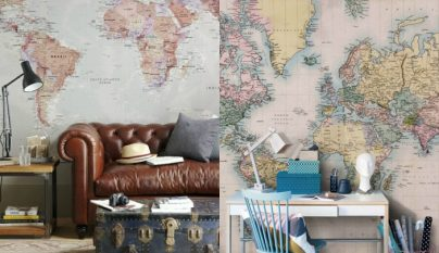 decorar mapas