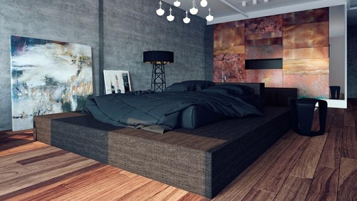 Fotos de dormitorios elegantes