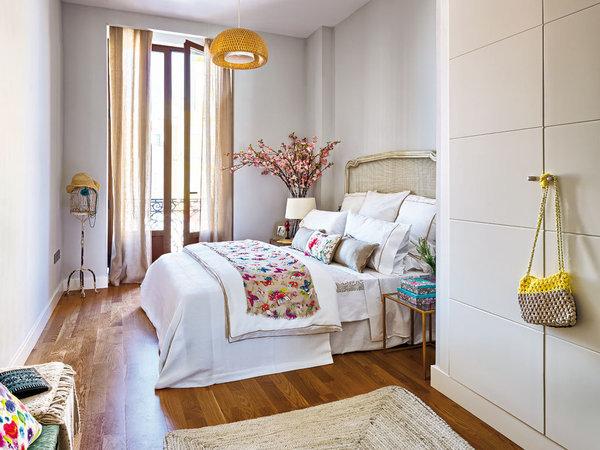 Dormitorio elegante15 for Dormitorios elegantes