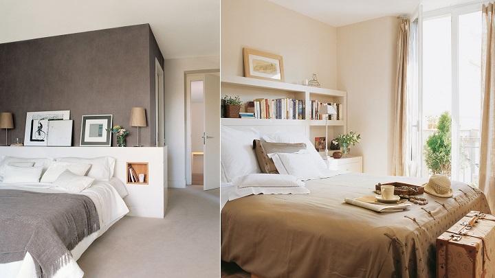 10 ideas para decorar la pared del cabecero - Ideas cabecero cama ...