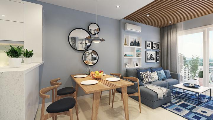 Claves para decorar espacios peque os gm for Departamentos en espacios pequenos