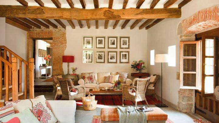 Ideas para introducir el estilo provenzal en tu decoraci n - Decoracion estilo provenzal ...