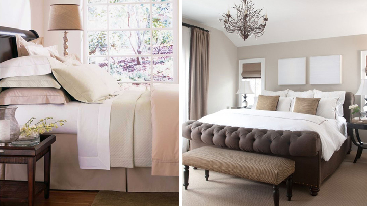 3 sencillas ideas para decorar y ganar luz en dormitorios - Ideas dormitorios pequenos ...