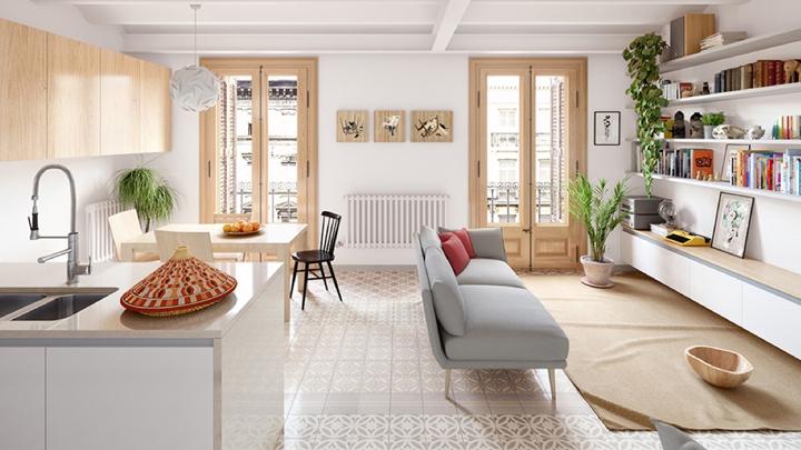 6 ideas para recrear el estilo n rdico en casa - Casa estilo nordico ...