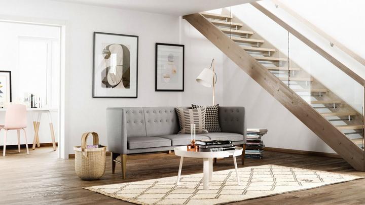 6 ideas para recrear el estilo n rdico en casa - Interiorismo nordico ...