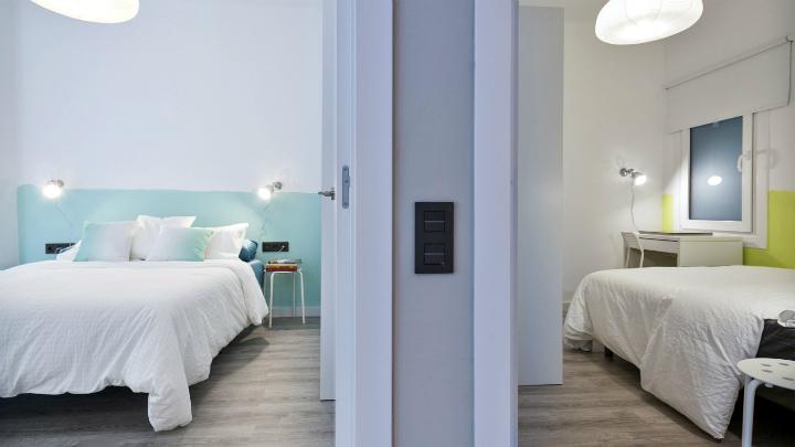 apartamento-barcelona-dormitorios