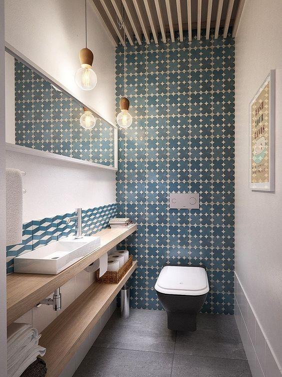 Ideas para decorar un cuarto de baño estrecho   Jujuy Al Momento