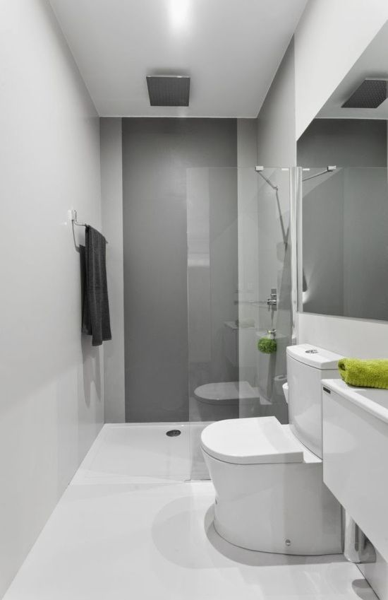 Ideas para decorar un cuarto de baño estrecho | Jujuy Al Momento