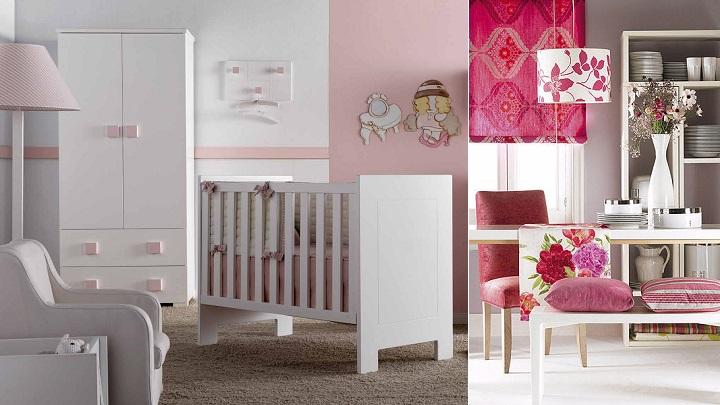Colores que combinan con el rosa en decoraci n - Colores que combinan con rosa ...